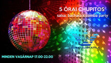 5 Órai Chupitos Party